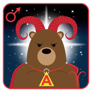 The Aries Bear