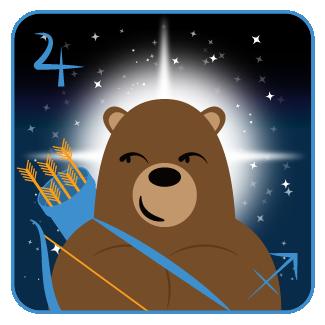 The Sagittarius Bear