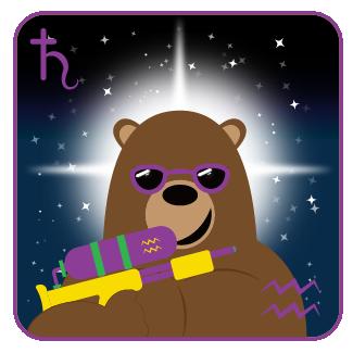 The Aquarius Bear